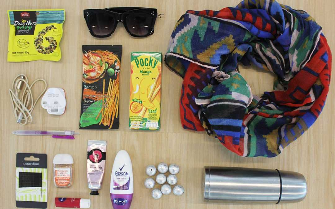 What's In Our Instructor's Bag?  ft. Joanna
