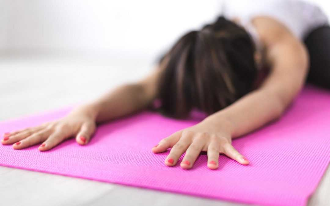You are NOT flexible, but you still do Yoga