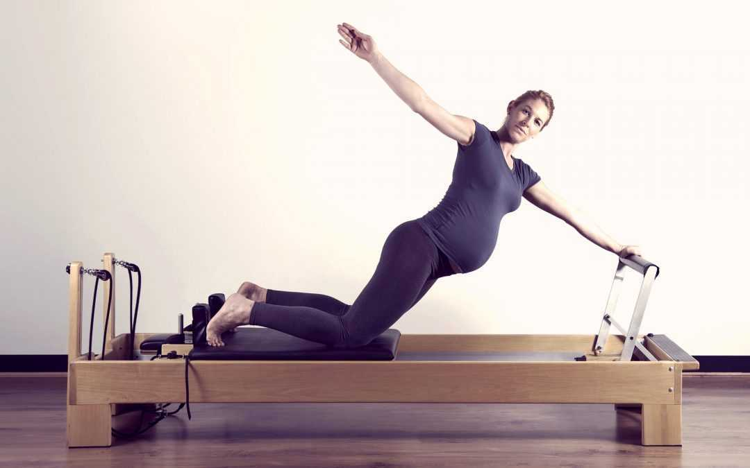 Reformer Pilates: The Best Exercise For Your Pregnancy Journey