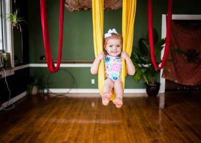 Junior Flyer Course | Kids Aerial Yoga | Jal Yoga