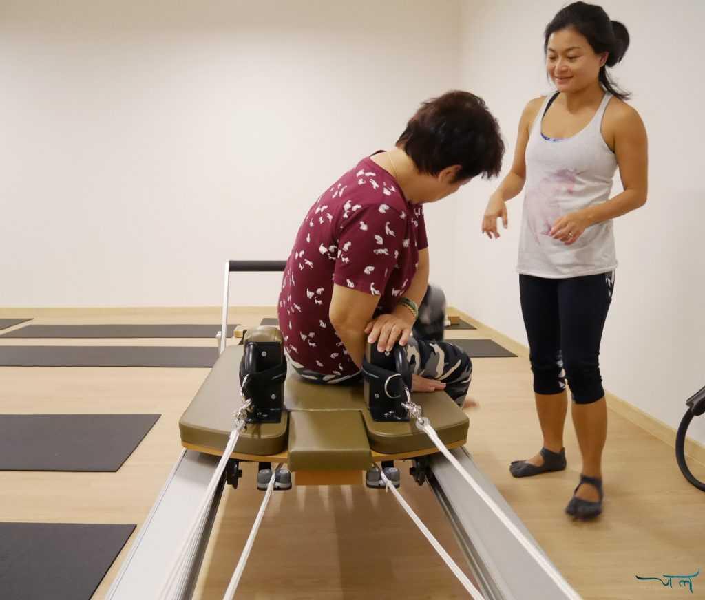 Reformer Pilates For Senior