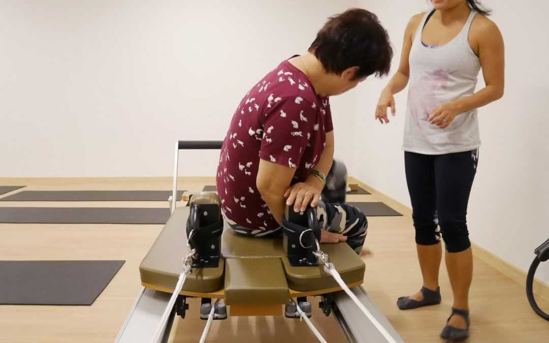 4 Reasons Seniors Need Reformer Pilates