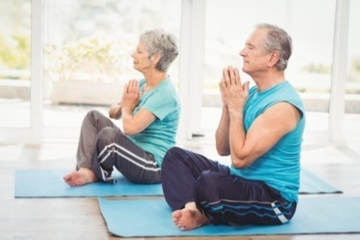 Yoga For Senior: How To Get Healthier With Yoga