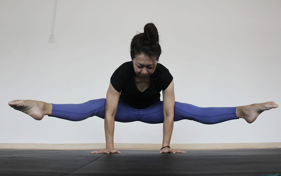 4 Reasons To Try Arm Balances