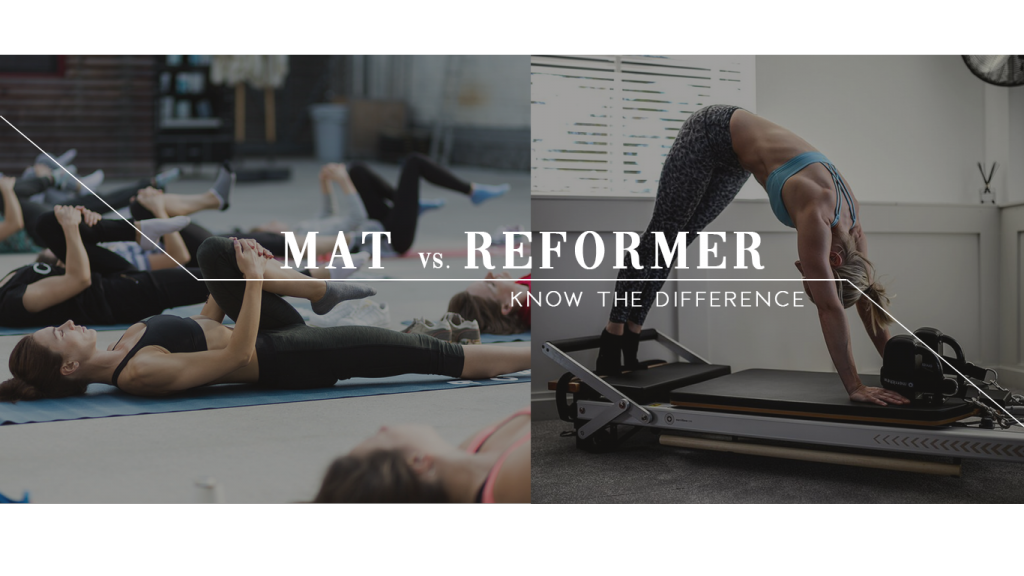Know The Difference Mat Vs Reformer Pilates Jal Yoga
