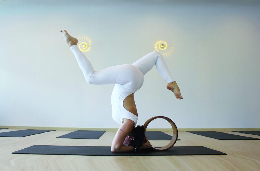 5 Reasons Why Everyone Loves Wheel Yoga!