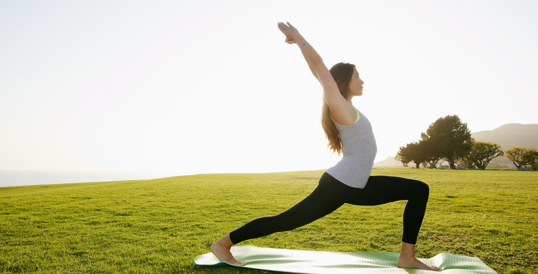 Flow With Nature On International Yoga Day