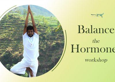 Balance the Hormones Workshop | Jal Yoga