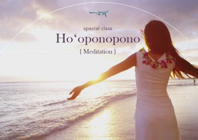 Ho'oponopono Meditation (Jun'19)