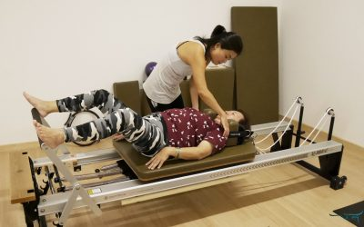 Enjoy Your Golden Years With Reformer Pilates