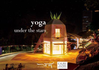 Yoga Under The Star | International Yoga Day (June'18)
