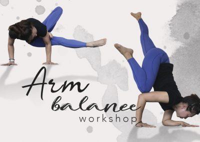 Arm Balance Workshop (Oct'18)