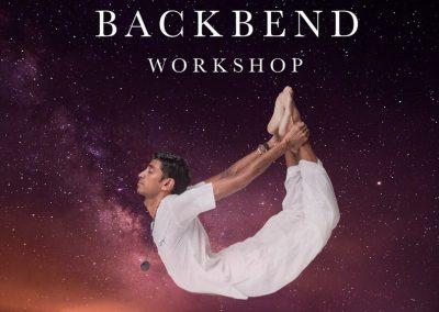Backbend Workshop | Jal Yoga
