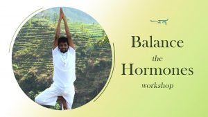 Balance the Hormones Workshop | Jal Yoga