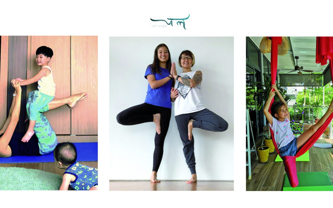 Balancing Work & Kids | Jal Yoga Instructors