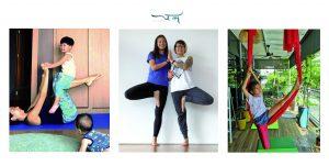 Jal Yoga Instructors Family & Kids