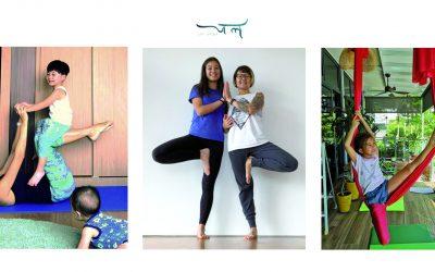 Balancing Work & Kids | Jal Yoga Instructors