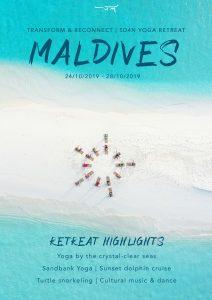 Transform & Reconnect | 5D4N Maldives Yoga Retreat