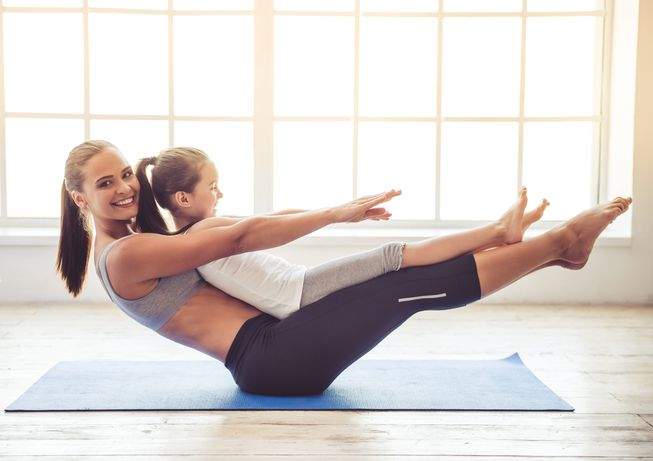 Moms, These Workouts Are For You!