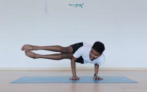 Arm Balance Workshop   Jal Yoga