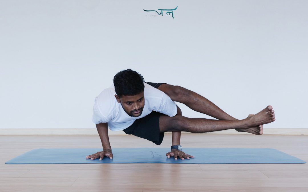 Here Are 4 Tips To Elevate Your Arm Balance Practice