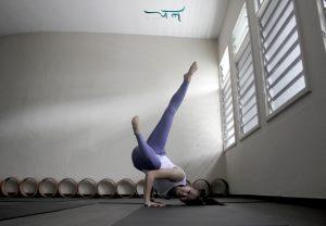 Downward Facing Dog | Inversions | Jal Yoga