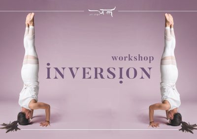 Inversion Workshop | Jal Yoga