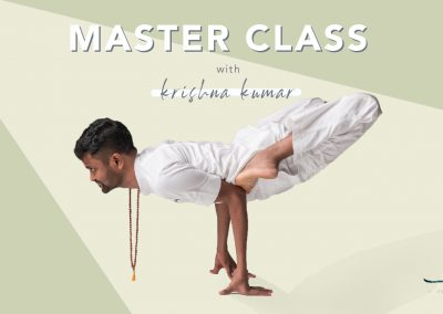Master Class with Krishna | Jal Yoga