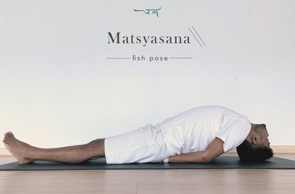 Fish Pose | Jal Yoga Instructors | Fall Asleep with this poses