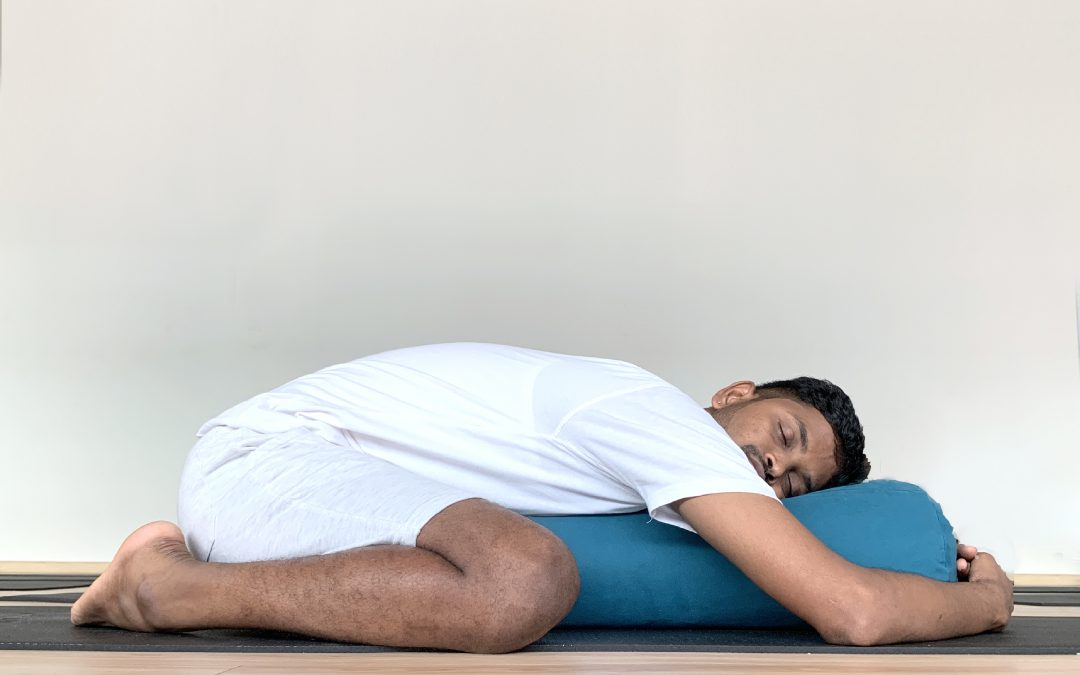 Can't Sleep? Try These Poses To Help You Fall Asleep Faster!