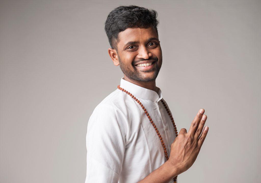 Yoga instructor Krishna | 200 hr hatha yoga teachers training course | jal yoga