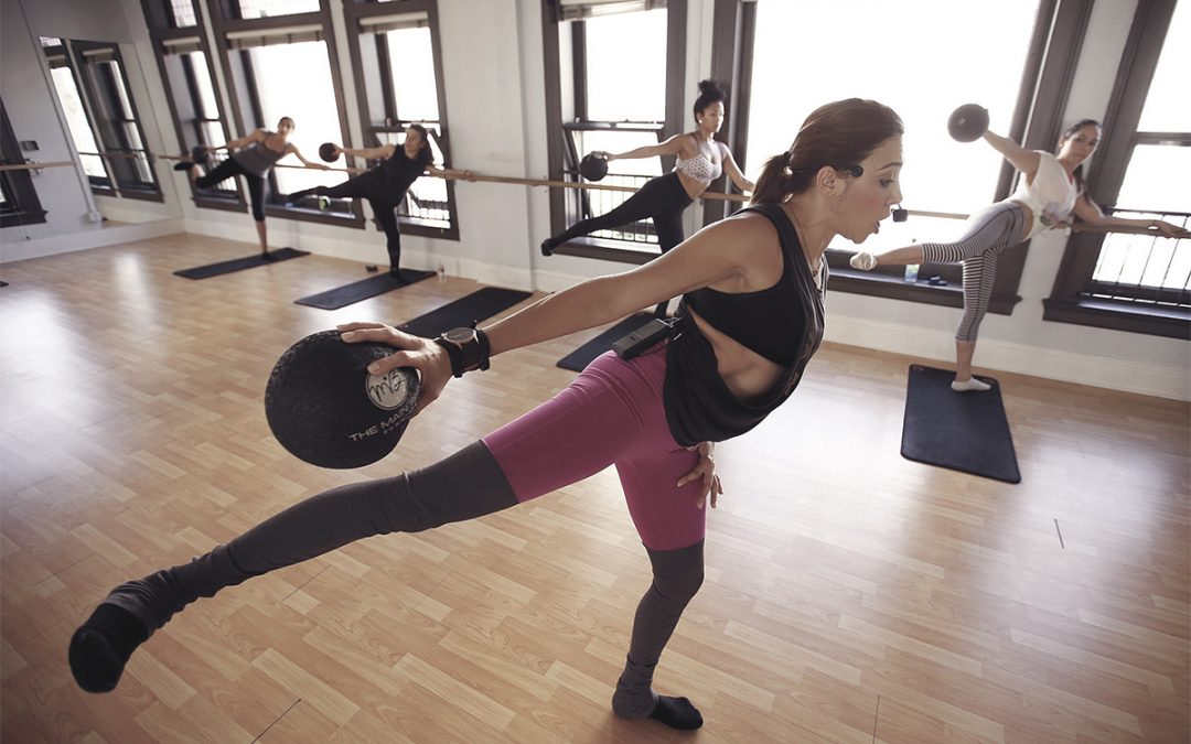 What's Being A Ballet Barre Instructor Really Like?