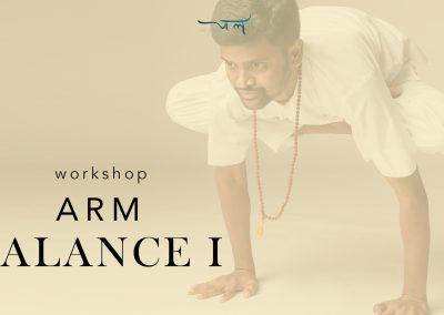 Jal Yoga Instructor Doing Yoga | Scale Pose | Arm Balance Workshop