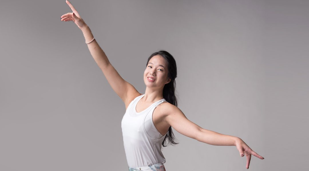 Joanna Shares About Her Journey as a Barre Instructor