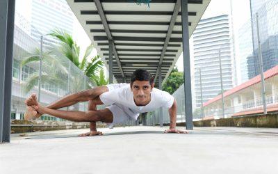 The Story Behind Astavakrasana (Eight-Angle Pose)