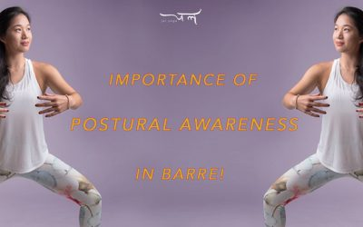 Importance of Postural Awareness in Barre