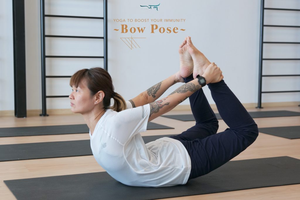 Boost Your Immunity with these 5 Yoga Poses   Bow Pose