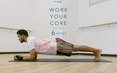 Work Your Core At Home With These 6 Poses!