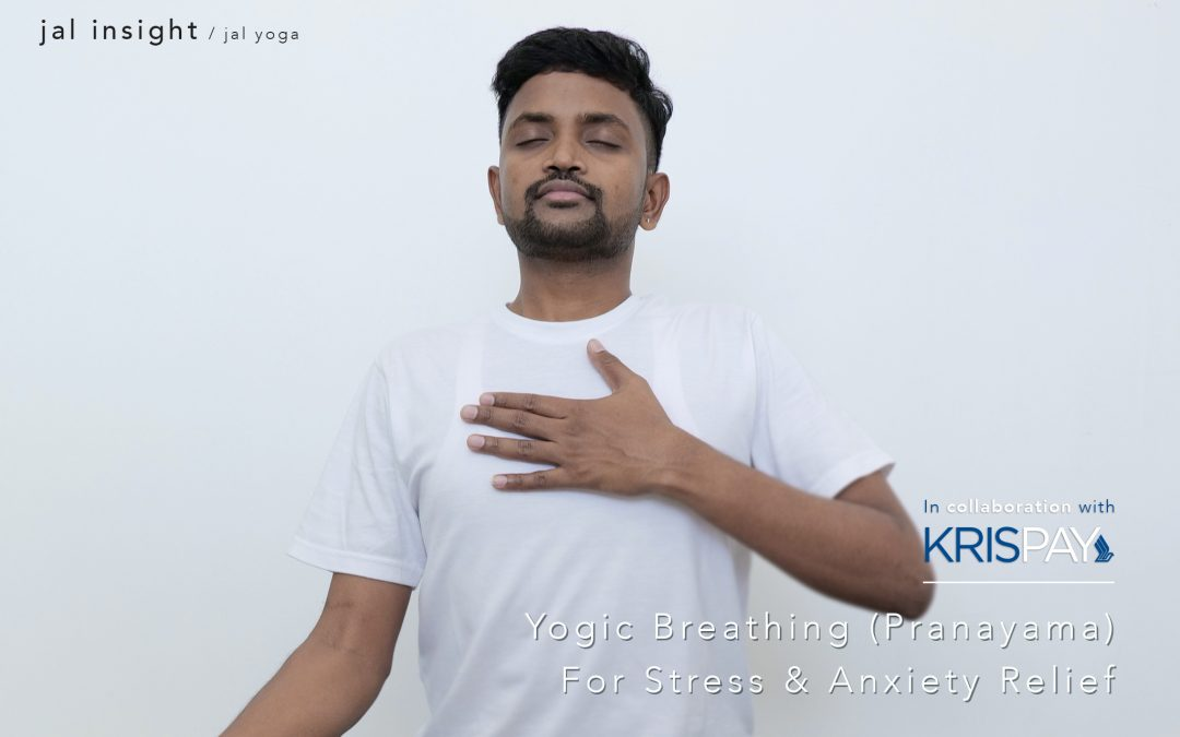 Keeping Calm with Pranayama Breathing Techniques