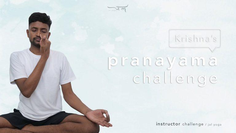 Pranayama Challenge | Yoga Challenge | Breathing Techniques