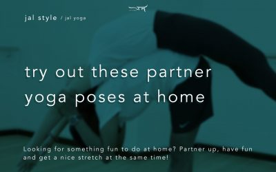 5 Fun Partner Yoga Poses That You can Do At Home