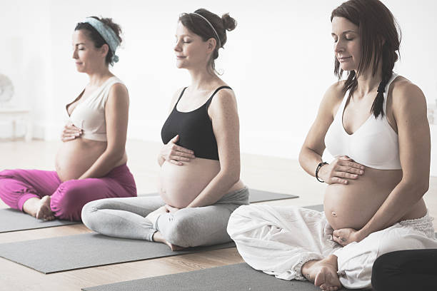 Best Yoga Prenatal TTC In Singapore | Prenatal TTC | Jal Yoga