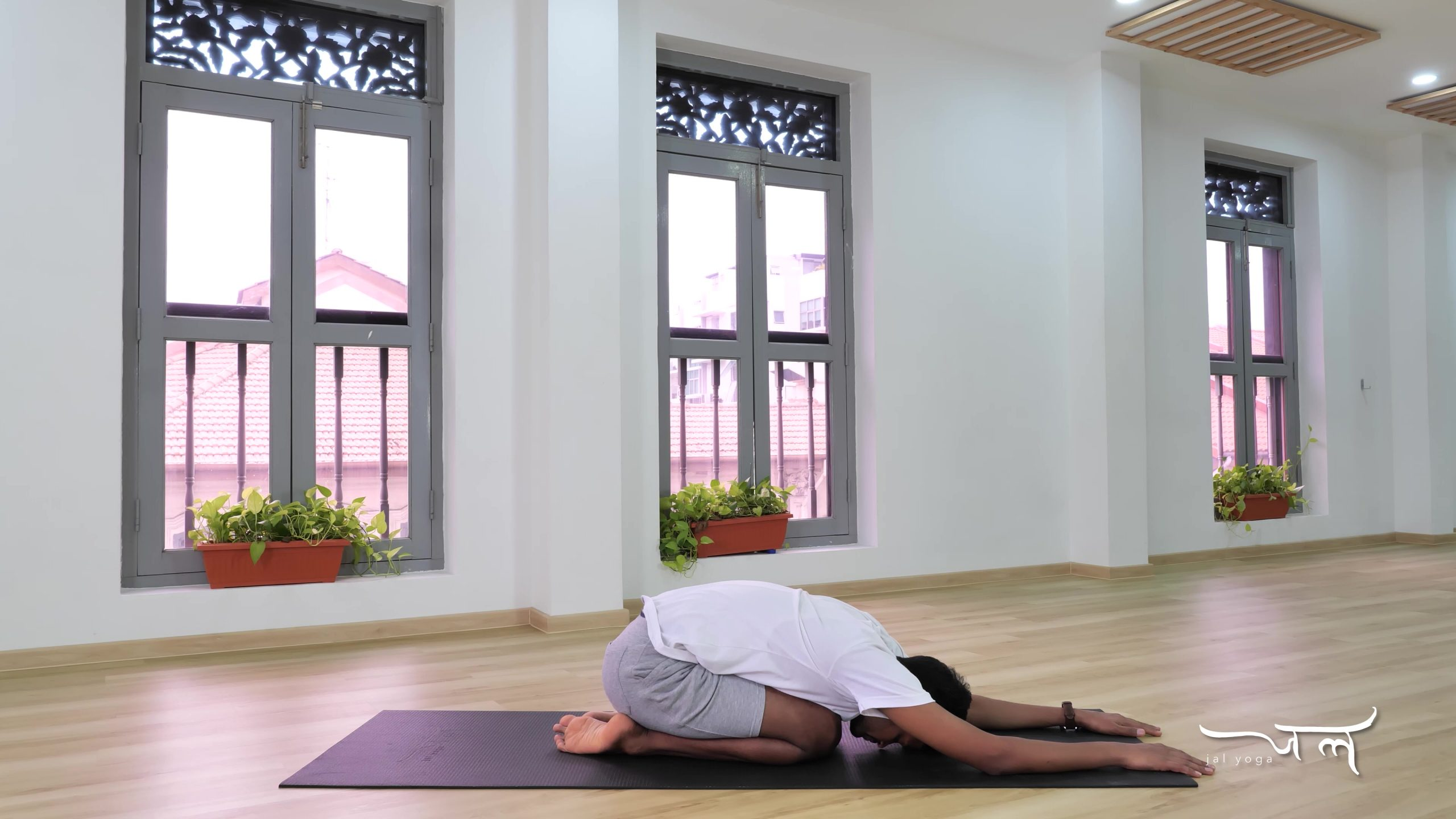 Child Pose   Yoga Therapy for Better Sleep   Manage Sleep Disorders