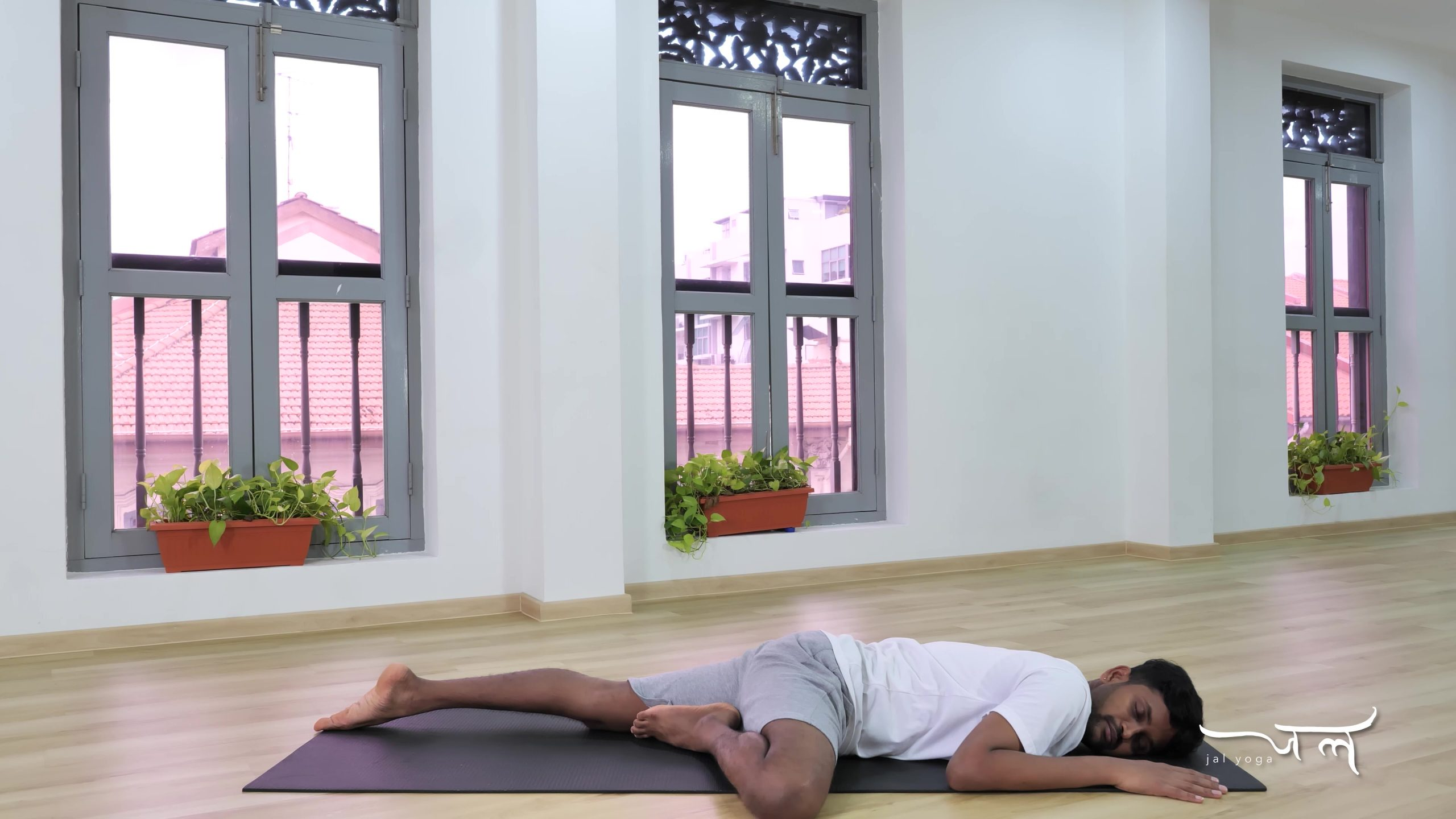 Relax Pose   Yoga Therapy for Better Sleep   Manage Sleep Disorders