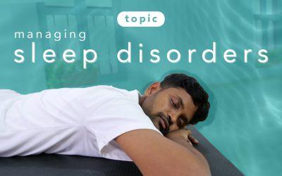 Calming Yoga Practice to Help You Sleep Better | How To Manage Sleep Disorders