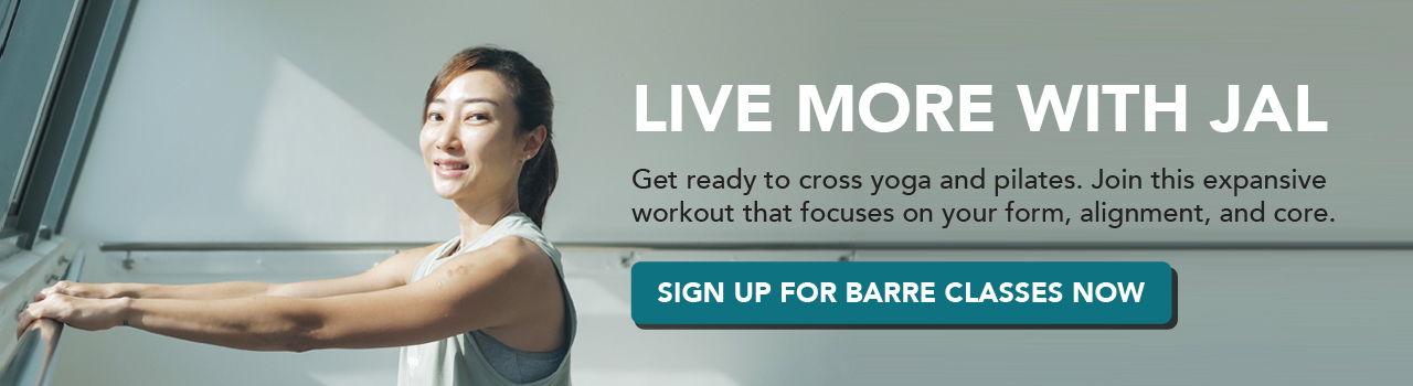 To take part in our Barre classes, please register here.