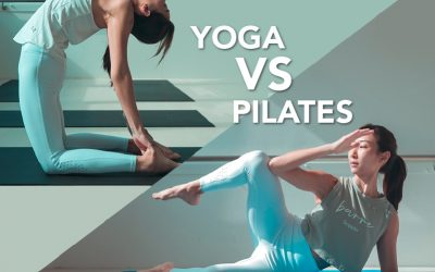 The Difference between Yoga & Pilates