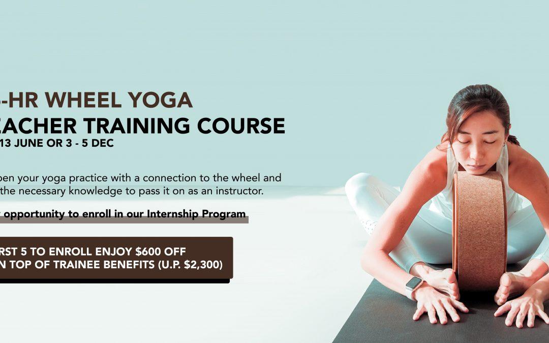 35-Hour Wheel Yoga Teacher Training Course