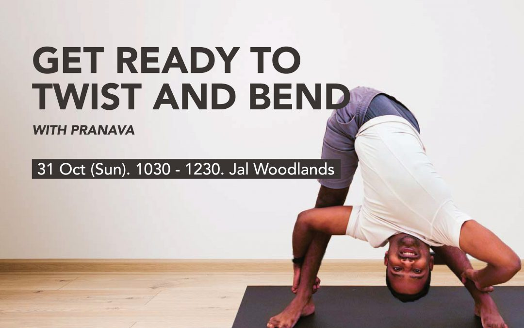 Get Ready to Twist and Bend