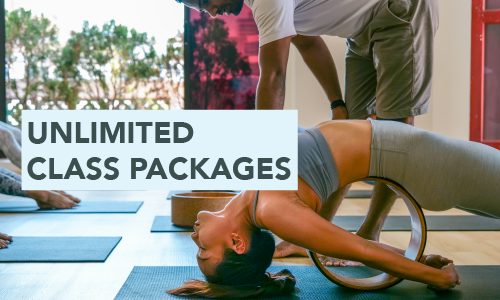 Unlimited Class Membership Packages